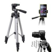Lightweight Portable Camera And Phone Tripod Stand | Accessories & Supplies for Electronics for sale in Lagos State, Ikeja