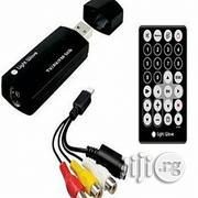 Lightwave USB TV/AV/FM Stik (Local TV/Radio Stations On Your PC) | Audio & Music Equipment for sale in Lagos State, Ikeja