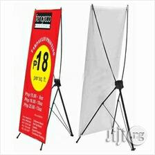 Archive: X Banner Display Stand