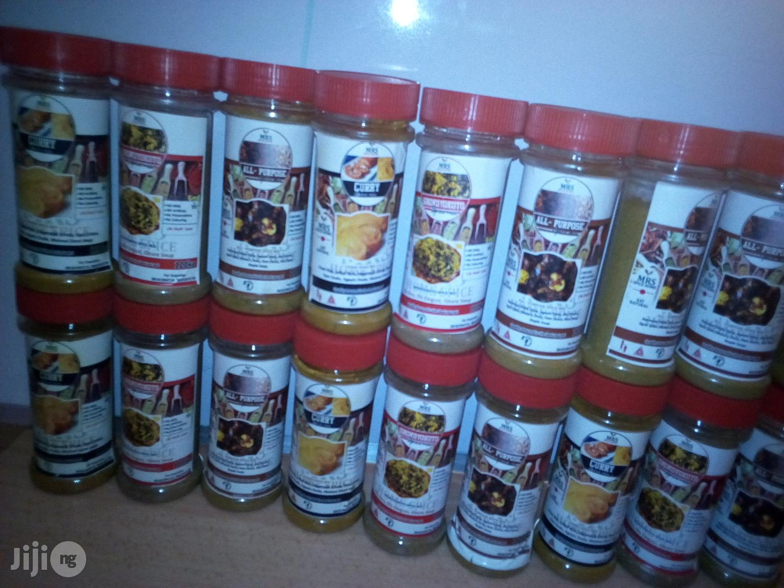 Natural Spices For Cooking At A Very Safe And Good For Your Health