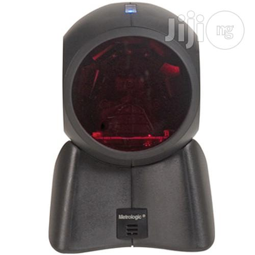Archive: Honeywell Orbit MK7120 Omnidirectional Pos Laser Scanner
