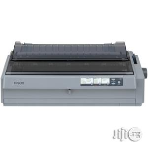 Epson LQ-2190 Dot Matrix Printer   Printers & Scanners for sale in Lagos State, Ikeja