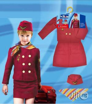 Air Hostess Costume | Children's Clothing for sale in Lagos State, Ikeja