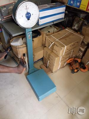 300kg Industrial Analogue Scale | Store Equipment for sale in Lagos State, Apapa