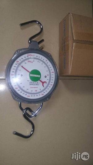 200kg Diamond Hanging Scale | Store Equipment for sale in Lagos State, Apapa
