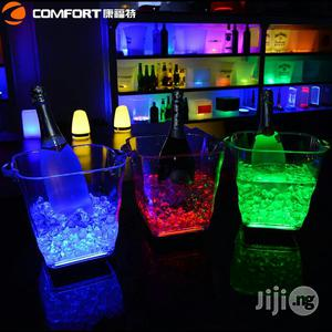 LED Light Rechargeable Champagne Bucket | Home Accessories for sale in Lagos State, Lagos Island (Eko)