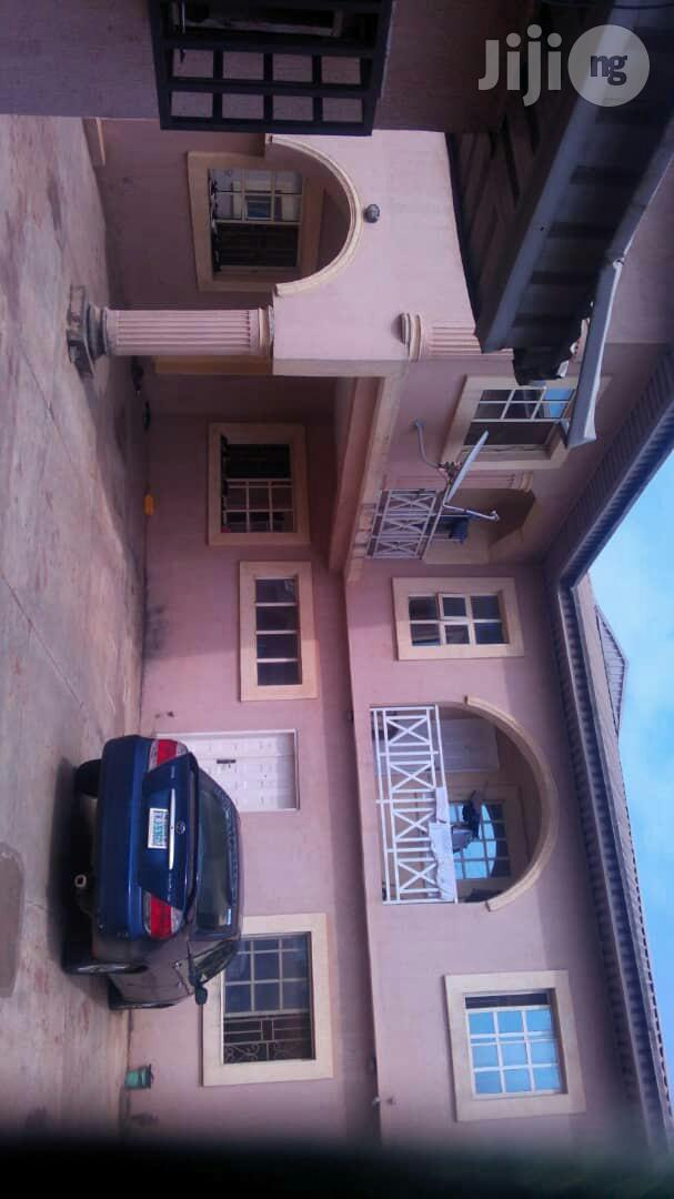 Standard & Neat 4 Flats Of 3 Bedroom With 2 Bedroom Flat At Igando For Sale.