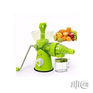 Juice Multi Function Manual Juice Extractor | Kitchen & Dining for sale in Lagos State, Ilupeju