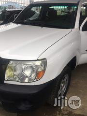 Tokunbo Toyota Tacoma 2008 White | Cars for sale in Oyo State, Ibadan