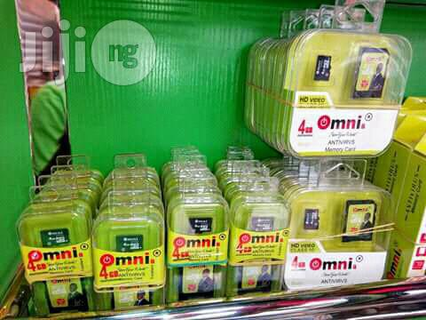 Omini Memory Card   Accessories for Mobile Phones & Tablets for sale in Ojo, Lagos State, Nigeria
