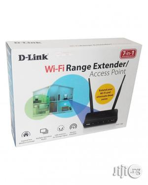 Dlink DAP-1360 Wi-fi Range Extender - Access Point - Black | Networking Products for sale in Lagos State, Ikeja