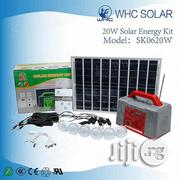 Portable Solar Kit 20w With Radio | Solar Energy for sale in Lagos State, Magodo