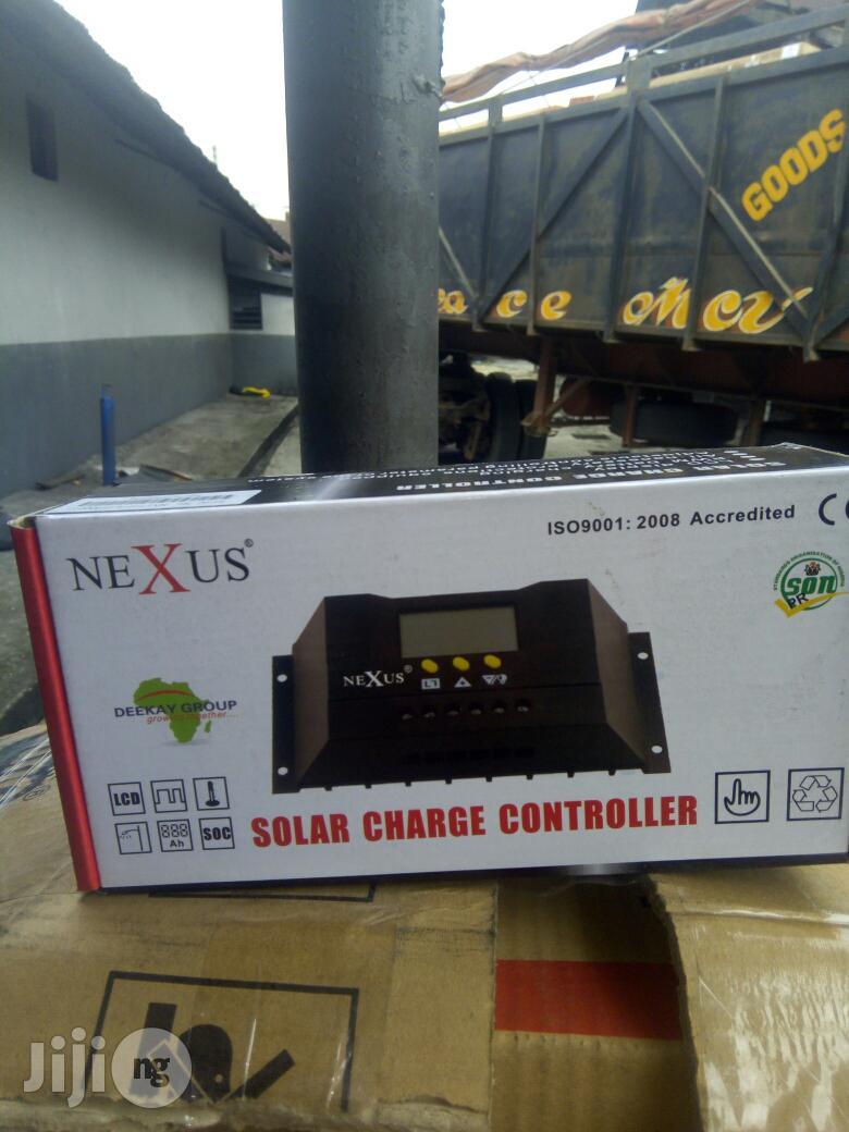 12v/24v/36v/48v/60a MPPT Charge Controller | Solar Energy for sale in Port-Harcourt, Rivers State, Nigeria