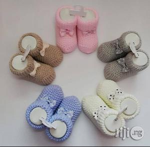 Infant Crotchet Booties | Children's Shoes for sale in Lagos State, Ikeja