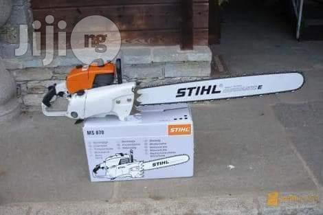 Stihl 070 Chainsaw Machine (Germany)