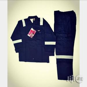 Safety Coveralls Wit Reflector | Safetywear & Equipment for sale in Lagos State, Alimosho