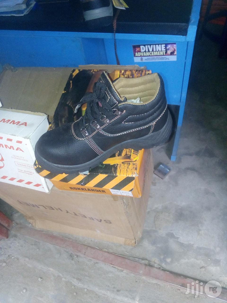 Safety Boots | Shoes for sale in Amuwo-Odofin, Lagos State, Nigeria