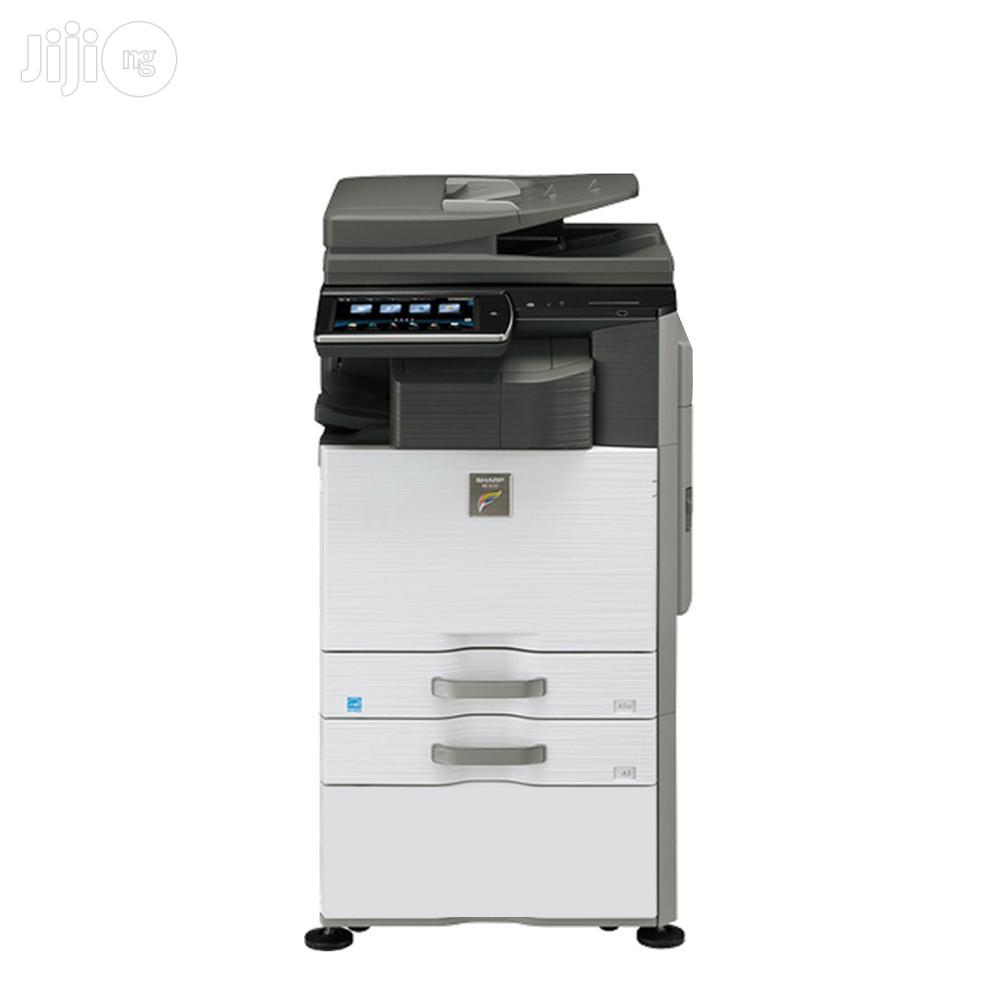 Archive: Fairly Used Sharp Mx2640n Wireless DI Copier