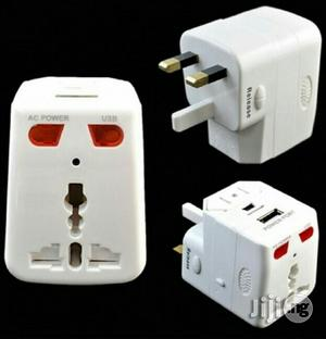 Plug Adapter With Motion Detecting Hidden Camera Video Camera Bd-300   Security & Surveillance for sale in Lagos State, Apapa