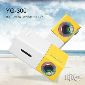 Home Mini Projector 50lm 320*240 Support 1080P | TV & DVD Equipment for sale in Lagos State, Apapa