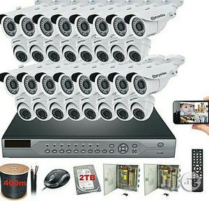 CCTV 32 Channel CCTV Surveillance KIT   Security & Surveillance for sale in Lagos State, Apapa
