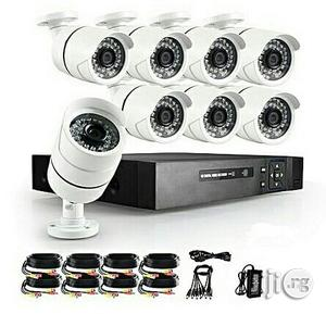 CCTV Kit-High Definition(Ahd) With Remote View 8 Channels   Security & Surveillance for sale in Lagos State, Apapa