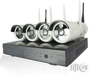 Wifi 4ch CCTV HD Nvr KIT | Security & Surveillance for sale in Lagos State, Apapa