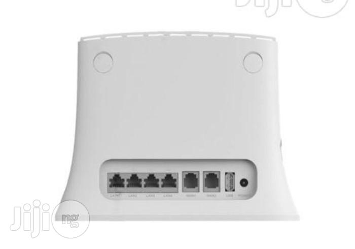 ZTE Router 4G LTE Fromspectranet,Swift,NTEL,Smile Networks,MTN,Airtel,9mobile,Glo Etec   Networking Products for sale in Ikeja, Lagos State, Nigeria