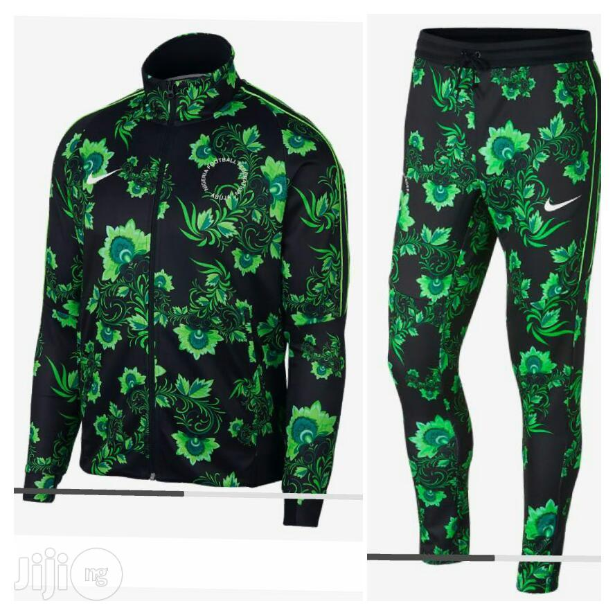 New Nigerian Track Suit Available
