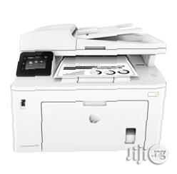 HP Laserjet Pro M227fdw All-In-One Wireless Laser Printer | Printers & Scanners for sale in Lagos State, Ikeja