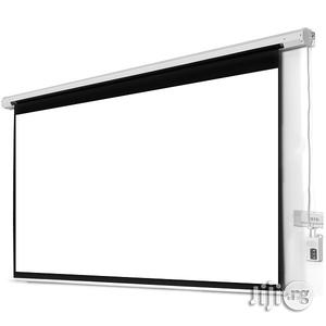"""Automatic Electric Projector Stand 72"""" X 72""""   Accessories & Supplies for Electronics for sale in Lagos State"""