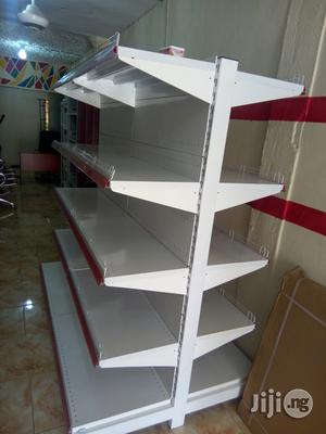 Supermarket Shalve Double | Store Equipment for sale in Lagos State, Ojo