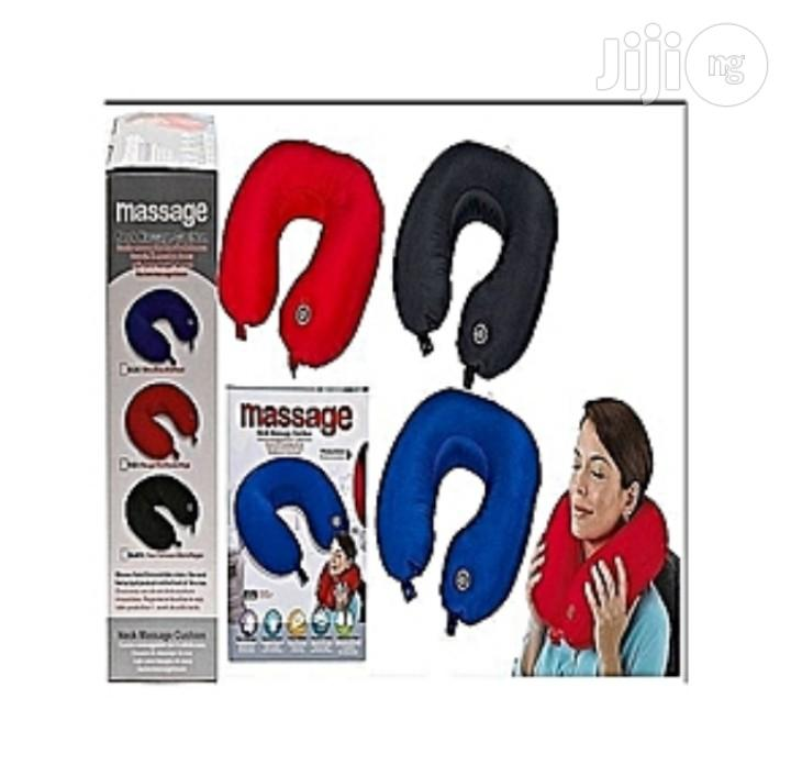 Neck Massage Pillow | Massagers for sale in Surulere, Lagos State, Nigeria