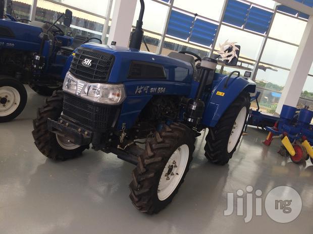 SH550,SH554,SH800 Tractor