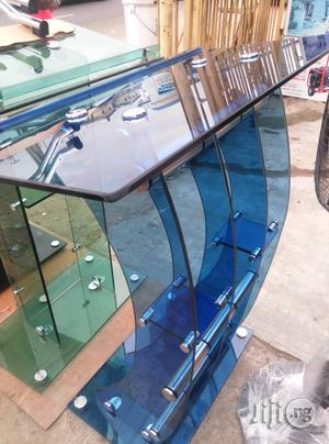 Imported Glass Pulpit   Furniture for sale in Lagos State, Shomolu