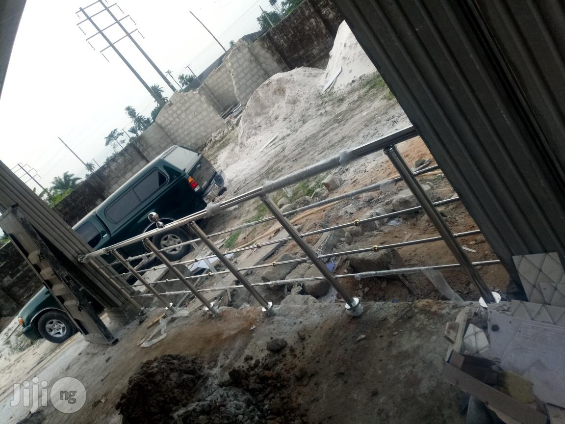 Stainless Steel Handrail | Building Materials for sale in Ogbia, Bayelsa State, Nigeria