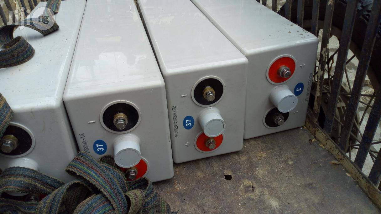 2V 600a Opz Deep Cycle Battery | Solar Energy for sale in Ojo, Lagos State, Nigeria