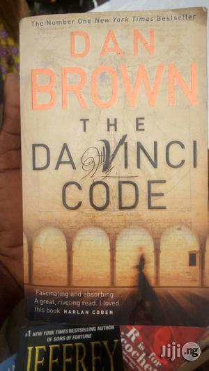 Davinci Code By Dan Brown   Books & Games for sale in Lagos State, Yaba