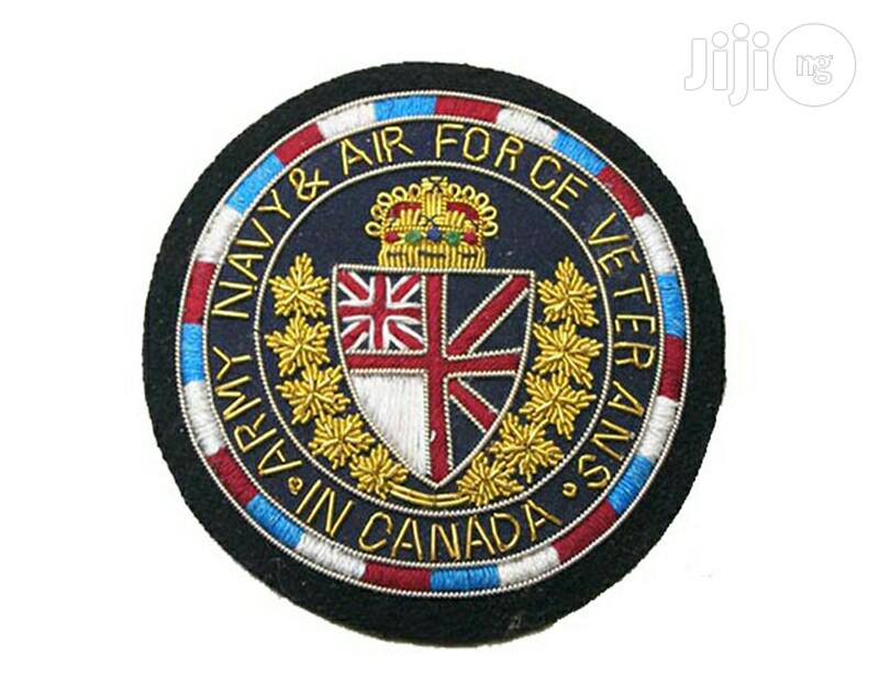 Customized Embroidery Patch | Clothing Accessories for sale in Alimosho, Lagos State, Nigeria