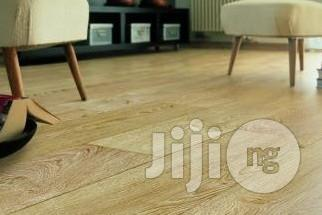 Italian Wooden Laminated Floor Tiles / Vinyl | Building Materials for sale in Port-Harcourt, Rivers State, Nigeria