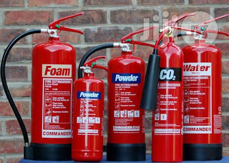 Service And Sales Of Fire Extinguishers