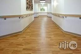 Italian Wooden Laminated Floor Tiles / Vinyl