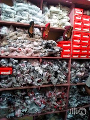 Uk Standard Female Shoe Warehouse | Manufacturing Services for sale in Lagos State, Ikeja