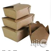 Kraft Paper Lunch Box | Manufacturing Services for sale in Lagos State, Surulere