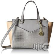 Anne Klein Women's Graphic Island Satchel Handbag- Grey/Multi | Bags for sale in Lagos State