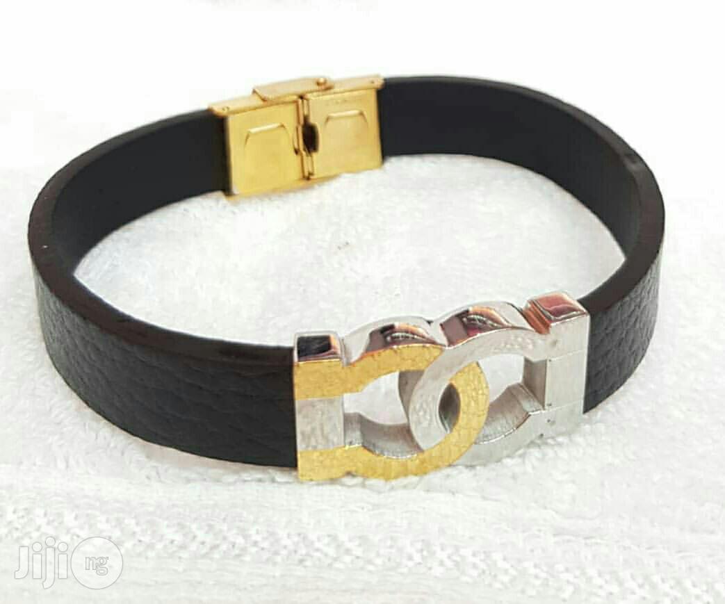 Archive: Lv Leather Bracelets