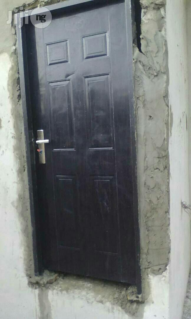 Best American Interior/Exterior Panel Doors Complete Set | Doors for sale in Orile, Lagos State, Nigeria