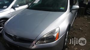 Honda Accord 2005 2.4 Type S Silver | Cars for sale in Lagos State, Apapa