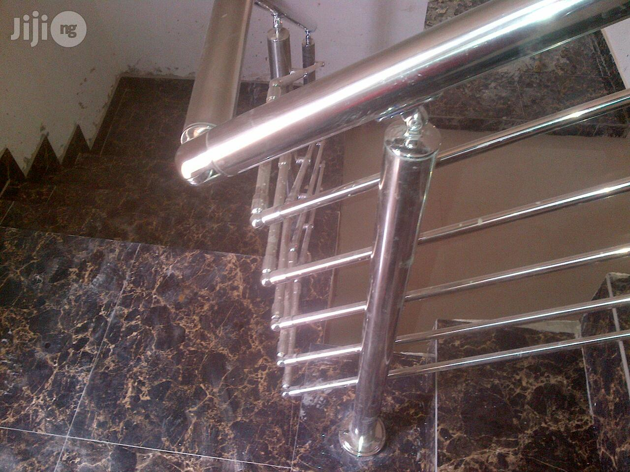 Stainless Steel Handrails | Building Materials for sale in Lugbe District, Abuja (FCT) State, Nigeria