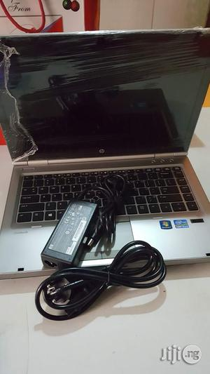 Laptop HP EliteBook 8470P 4GB Intel Core I5 HDD 500GB   Laptops & Computers for sale in Lagos State, Ikeja